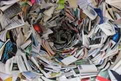 Paperwork vortex